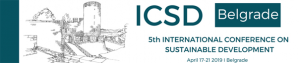 THE 5th INTERNATIONAL CONFERENCE OF SUSTAINABLE DEVELOPEMENT